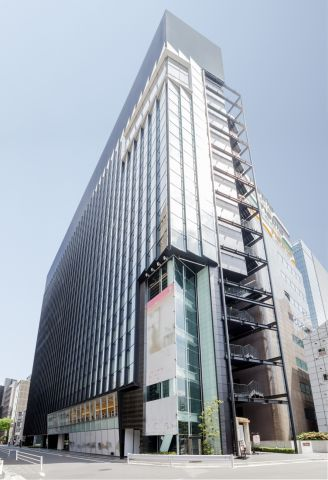 Ginza 4chome Tower1